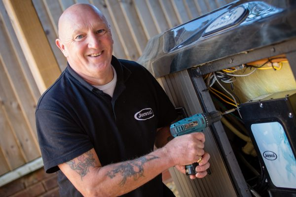 Dave Calvert Complete Hot Tub Repairs