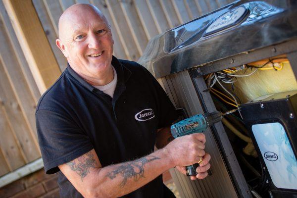 Dave Calvert Complete Hot Tub Repairs