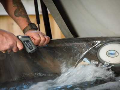 hot tub servicing from complete hot tub repairs